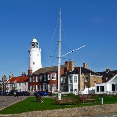 Southwold Lighthouse - Photo: © Ian Boyle, 31st March 2008